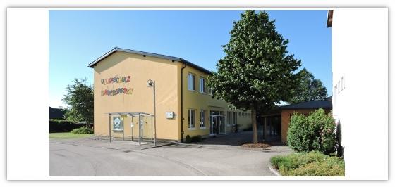 Schule in Kirchberg /D.