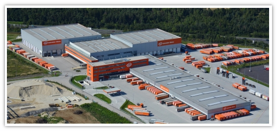 Logistikzentrum in Wels