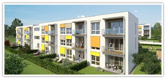 Wohnhausanlage in Rohrbach