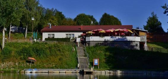 Gasthaus am Badesee, Klaffer