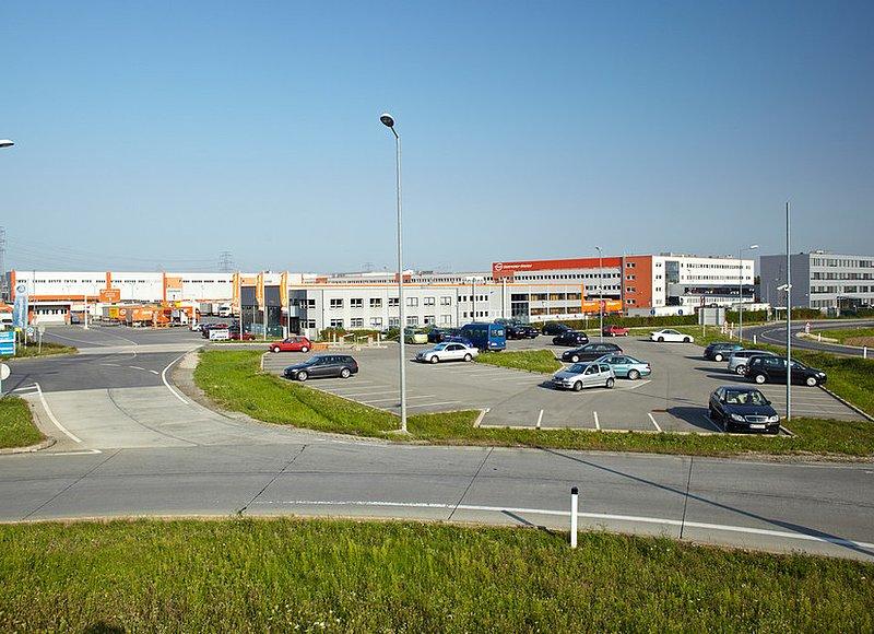 Logistikzentrum Gebr. Weiss, Wien