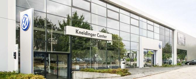 Autohaus Kneidinger, Linz