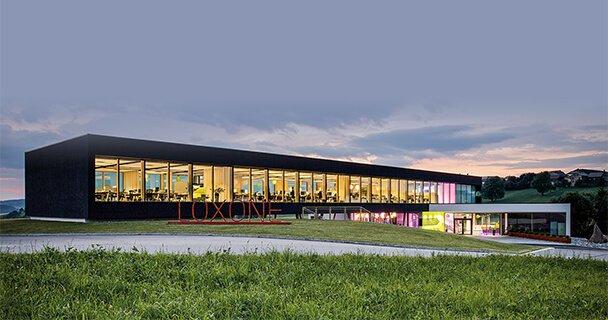 Loxone Betriebsgebäude