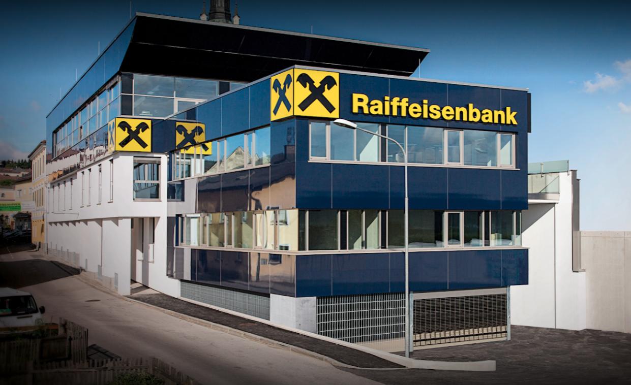 Raiffeisenbank Rohrbach