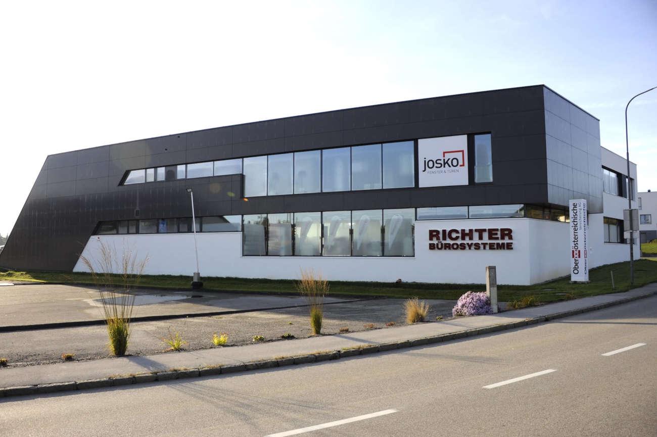 Firma Richter-Büro, Rohrbach