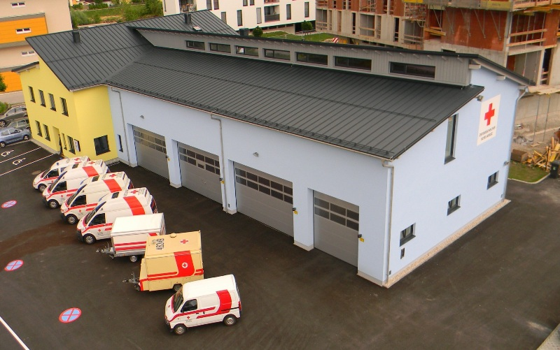 Rotes Kreuz, Ebensee