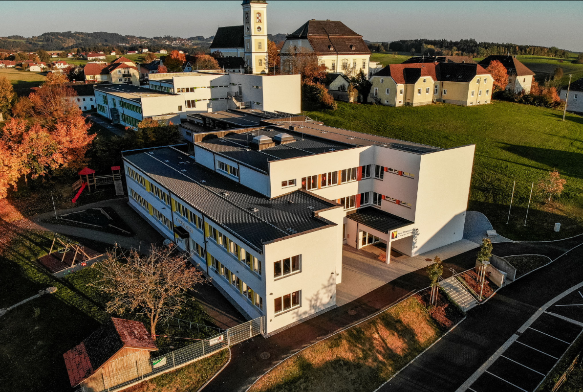 Schule St. Peter am Wimberg