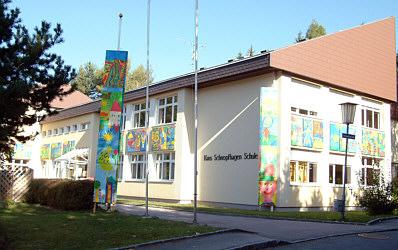Schule St. Veit/Mkr. (Generalsanierung)