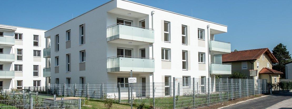 Wohnhausanlage Thalheim