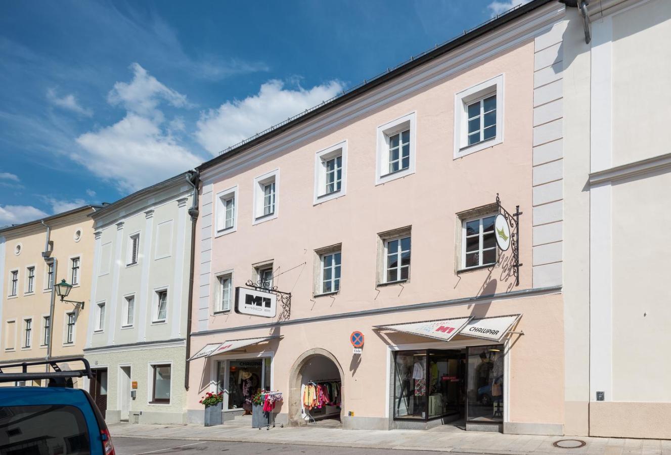 Wohn- u. Geschäftshaus Freistadt