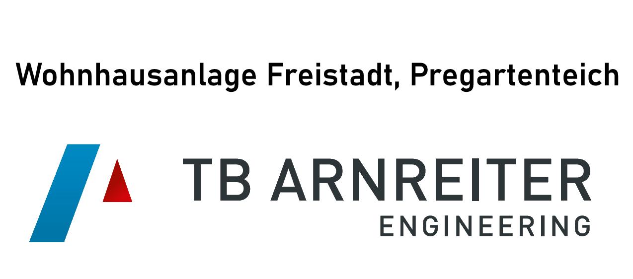 Wohnhausanlage Freistadt, Pregartenteich