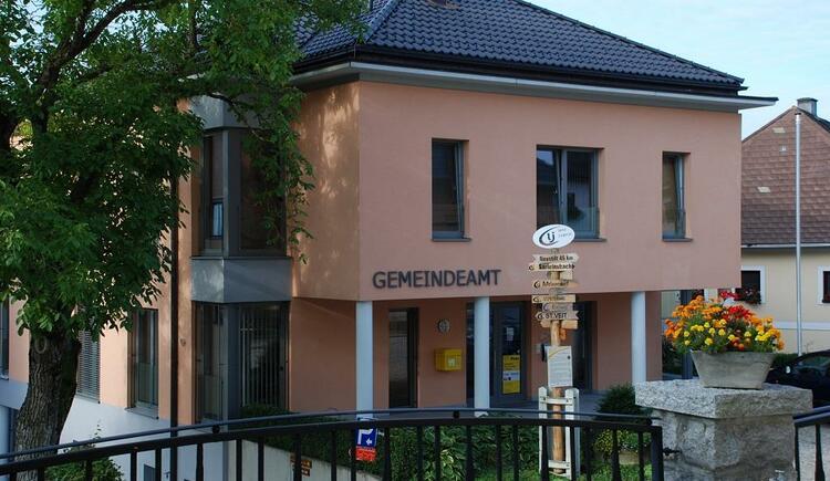 Amtsgebäude St. Johann