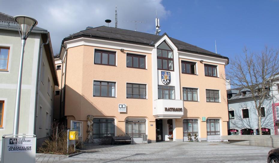 Amtsgebäude Ulrichsberg